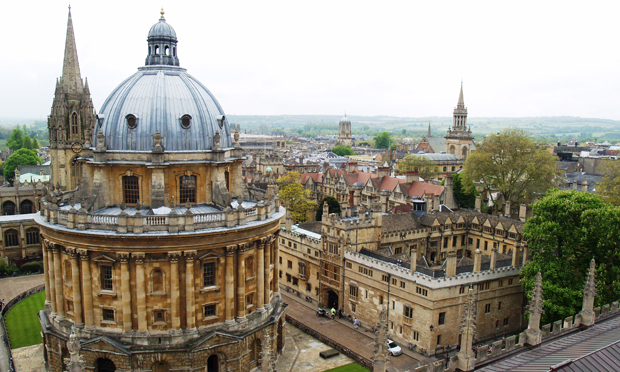 Oxford study and organising meeting